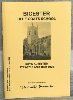 Bicester Blue Coats School