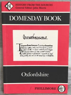 Domesday Book: Oxfordshire