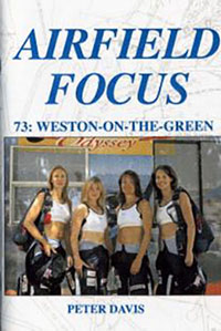 Airfield Focus 73: Weston on the Green