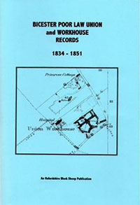 Bicester Poor Law Union and Workhouse Records