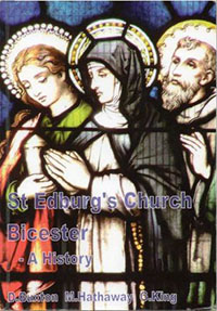 St Edburg's Church, Bicester - A History