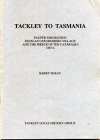 Tackley to Tasmania