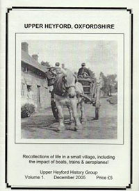 Upper Heyford, Recollections of Life in a Small Village: 1