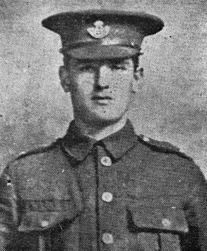 Lance Corporal Adams