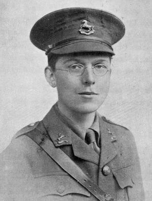 Lieutenant Cooper