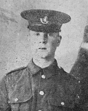Sergeant Cox