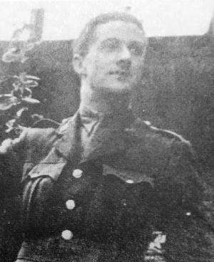 Lieutenant Grimsley