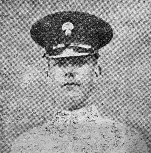Guardsman Hawkins