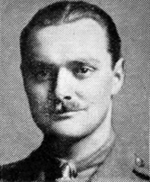 Lieutenant-Colonel Peyton
