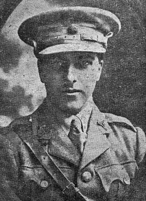 2nd Lieutenant Phillips