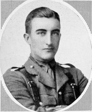2nd Lieutenant Truman